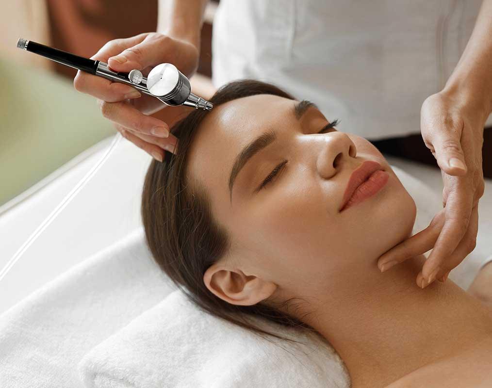 limpieza facial profesional videos