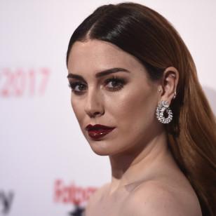 La actriz Blanca Suárez durante los premios Fotogramas de Plata 2017 en Madrid. 26/02/2018