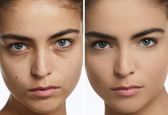 yvessaintlaurent-maquillaje-rostro-fondo-base-