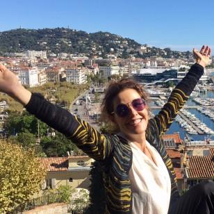 Raquel Sánchez Silva, en Cannes