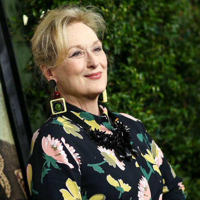 Meryl Streep, premio en los Globos de Oro 2017