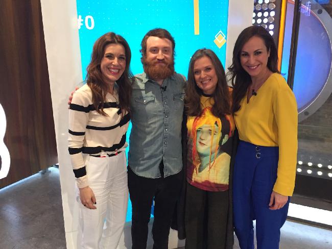 Raquel Sánchez Silva, en Likes con Ouka Leele y Ana Milán