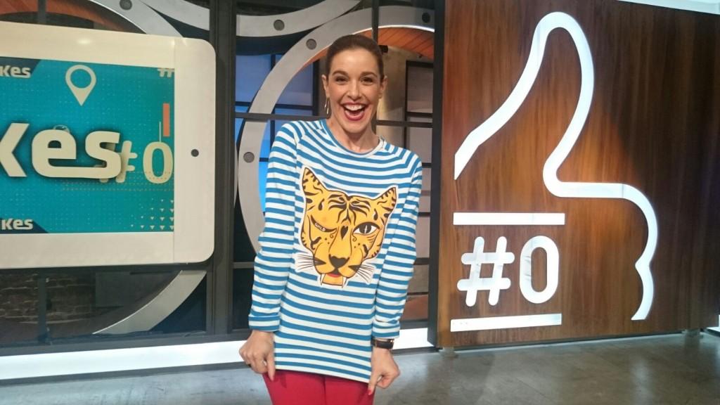 Raquel Sánchez Silva, en 'Likes'