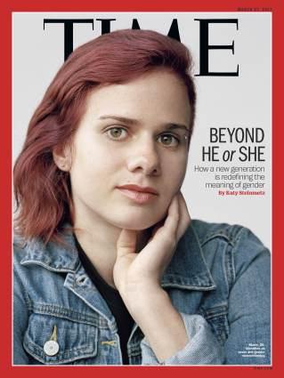 Portada revista 'Time'