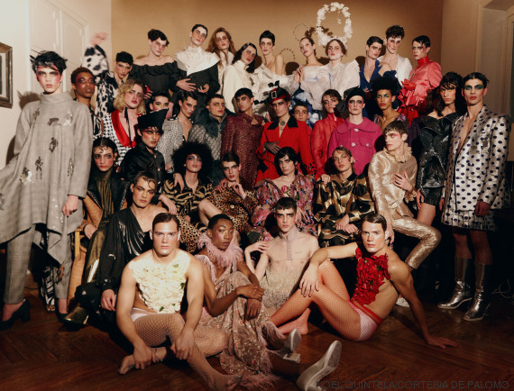 Palomo Spain; colección 'Objeto Sexual'
