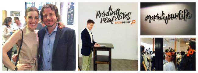 Ganadores printing real life
