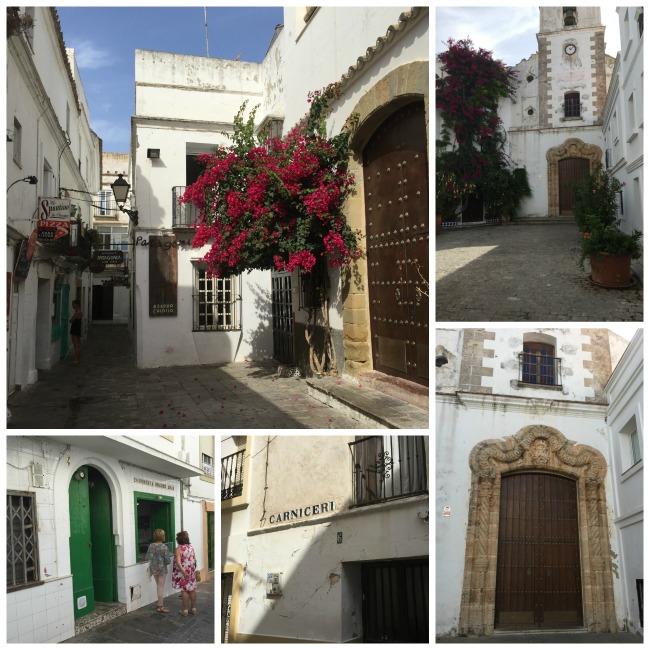 El encanto de las calles de Tarifa